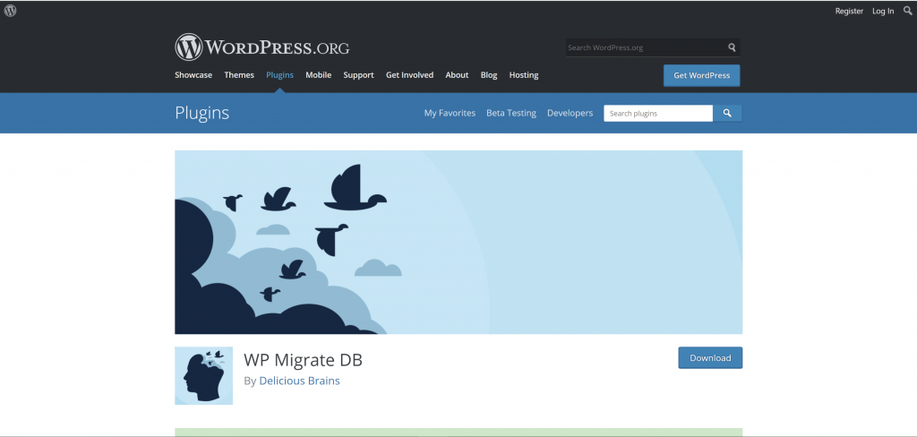WP Migrate DB, oktenweb blog, top 10 plugins for wordpress